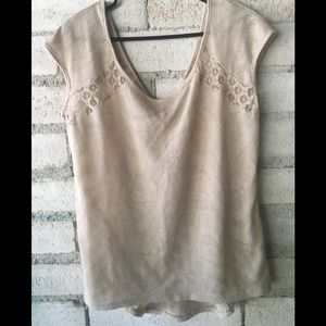 Maurice's v neck blouse